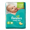 48 Couches Pampers Baby Dry 2 sur Sos Couches
