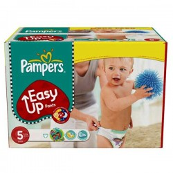 Giga Pack 176 couches Pampers Easy Up