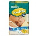 172 Couches Pampers New Baby Dry 1 sur Sos Couches