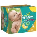 246 Couches Pampers Baby Dry taille 2 sur Sos Couches
