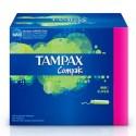 80 Tampons Tampax Compak taille super avec applicateur sur Sos Couches