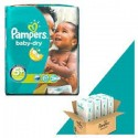245 Couches Pampers Baby Dry 5+ sur Sos Couches