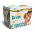 352 Couches Pampers Premium Care taille 3 sur Sos Couches