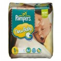 301 Couches Pampers Baby Dry taille 1 sur Sos Couches