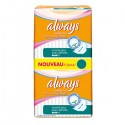 144 Serviettes hygiéniques Always Simply Fits taille normal plus sur Sos Couches