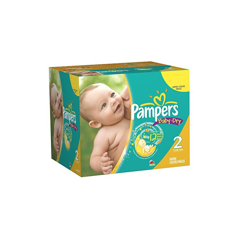 Achat couches pampers new baby dry taille 2 bas prix sur sos couches - Couches pampers new baby taille 3 ...