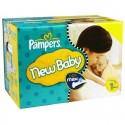 299 Couches Pampers New Baby taille 1 sur Sos Couches