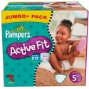 174 Couches Pampers Active Fit 5+ sur Sos Couches
