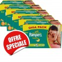 680 Couches Pampers Baby Dry 3+ sur Sos Couches