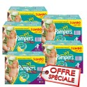 1008 Couches Pampers Baby Dry 4+ sur Sos Couches