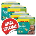 731 Couches Pampers Baby Dry 5+ sur Sos Couches