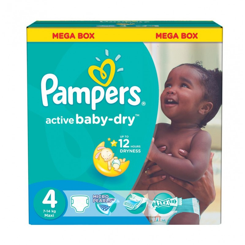 Achat 456 couches pampers active baby dry taille 4 pas cher sur sos couches - Couche pampers baby dry taille 4 ...