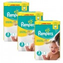 198 Couches Pampers Premium Protection 3 sur Sos Couches