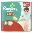 21 Couches Pampers Baby Dry Pants taille 6 sur Sos Couches