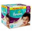 78 Couches Pampers Active Fit 4 sur Sos Couches