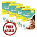 200 Couches Pampers Premium Protection taille 3 sur Sos Couches