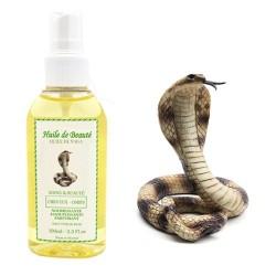 Huile de beauté de Serpent Naga 100% Naturelle