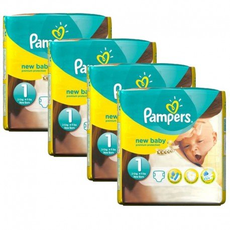 49 Couches Pampers Active Baby Dry taille 4 sur Sos Couches