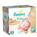 324 Couches Pampers Premium Care - Prima taille 1 sur Sos Couches