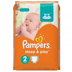 470 Couches Pampers Active Fit taille 4+