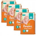 58 Couches Pampers Sleep & Play taille 6 sur Sos Couches