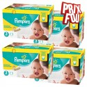 650 Couches Pampers Premium Protection - New Baby taille 3 sur Sos Couches