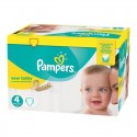 168 Couches Pampers Premium Protection - New Baby taille 4 sur Sos Couches