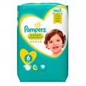 120 Couches Pampers Premium Protection - New Baby taille 6 sur Sos Couches
