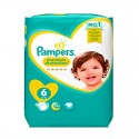 31 Couches Pampers Premium Protection - New Baby taille 6 sur Sos Couches