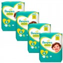 96 Couches Pampers Premium Protection - New Baby taille 6 sur Sos Couches