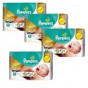 266 Couches Pampers New Baby - Premium Care taille 2 sur Sos Couches