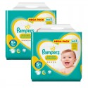 270 Couches Pampers New Baby - Premium Protection taille 5+ sur Sos Couches
