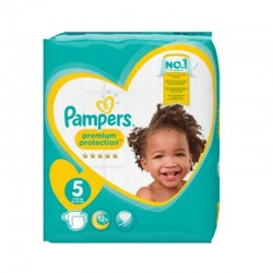 60 Couches Pampers New Baby taille 5