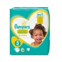 60 Couches Pampers New Baby taille 5 sur Sos Couches
