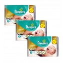 190 Couches Pampers New Baby - Premium Care taille 2 sur Sos Couches