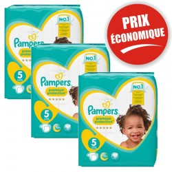 120 Couches Pampers New Baby - Premium Protection taille 5