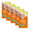 166 Couches Pampers Sleep & Play taille 3 sur Sos Couches
