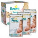 330 Couches Pampers Premium Care - Prima taille 1 sur Sos Couches