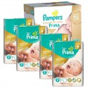 440 Couches Pampers Premium Care - Prima taille 2 sur Sos Couches