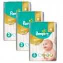 180 Couches Pampers Premium Care - Prima taille 3 sur Sos Couches