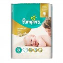 60 Couches Pampers Premium Care - Prima taille 5 sur Sos Couches