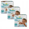Giga Pack 180 couches Pampers New Baby Sensitive sur Sos Couches