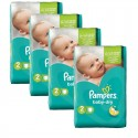 Giga Pack 168 couches Pampers Baby Dry sur Sos Couches