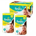 150 Couches Pampers premium protection taille 3 sur Sos Couches