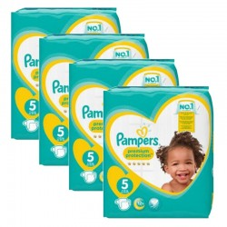 240 Couches Pampers new baby - premium protection taille 5