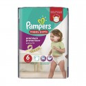 16 Couches Pampers Active Fit - Pants taille 6 sur Sos Couches