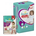 112 Couches Pampers Active Fit - Pants taille 6 sur Sos Couches