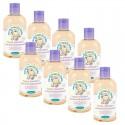 8 Gels douches EFB - Earth Friendly Baby Bio Mandarine sur Sos Couches