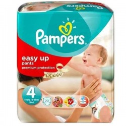 Pack 22 couches Pampers Easy Up Premium Protection