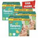 174 Couches Pampers Active Baby Dry sur Sos Couches